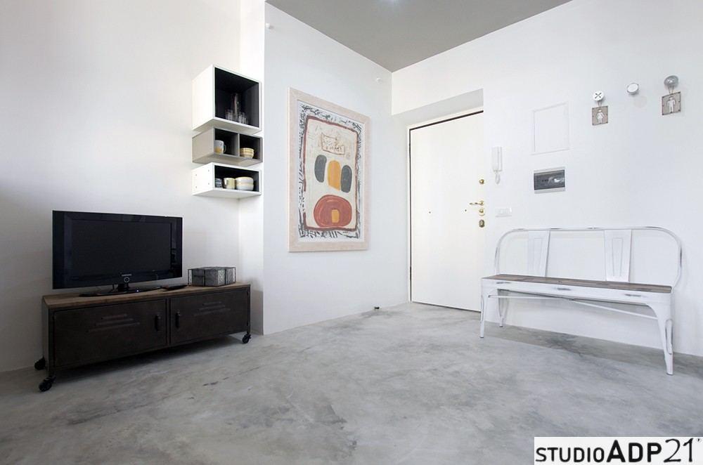 Affordable effetto cemento with pavimento resina - Pavimento resina esterno ...