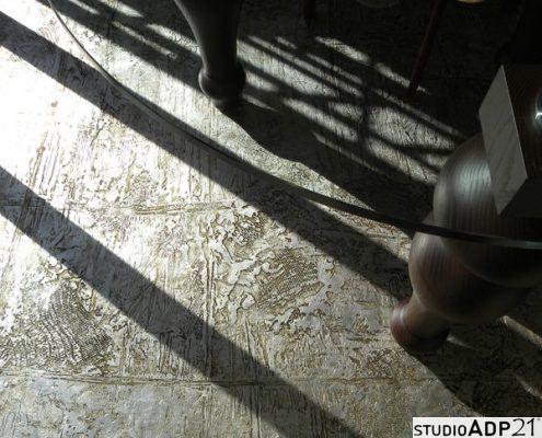 pavimenti in resina decorativa