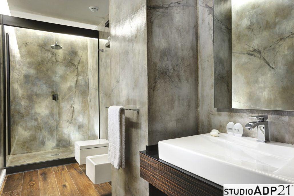 Favorito Bagni in Resina - Bellezza e Confort - Studioadp21 SB06