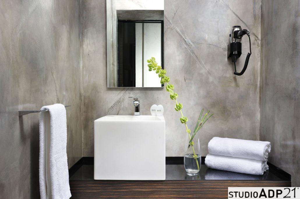 bagni in resina - bellezza e confort - studioadp21