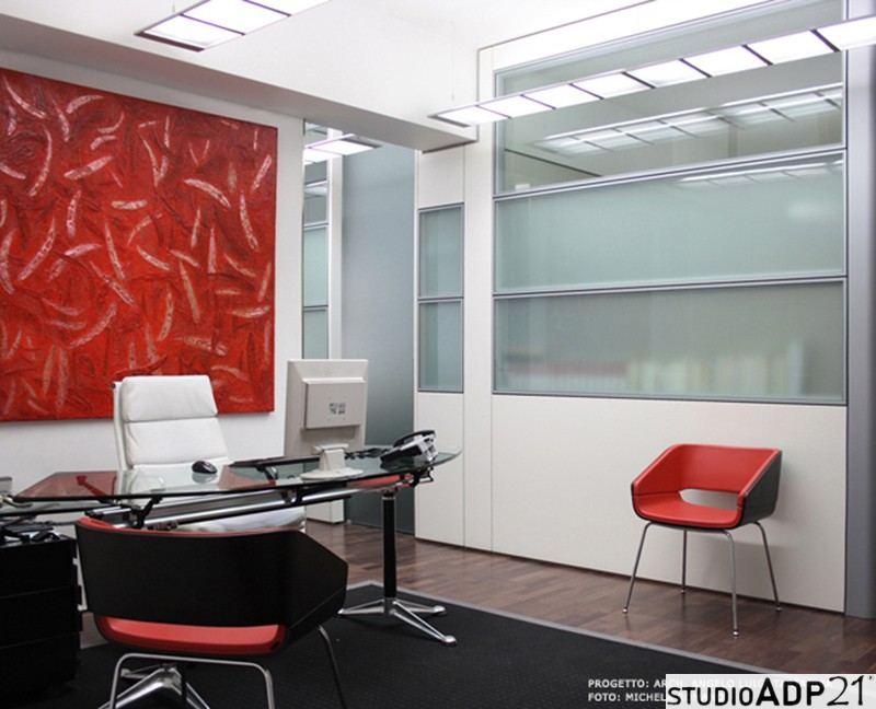 quadro moderno rosso