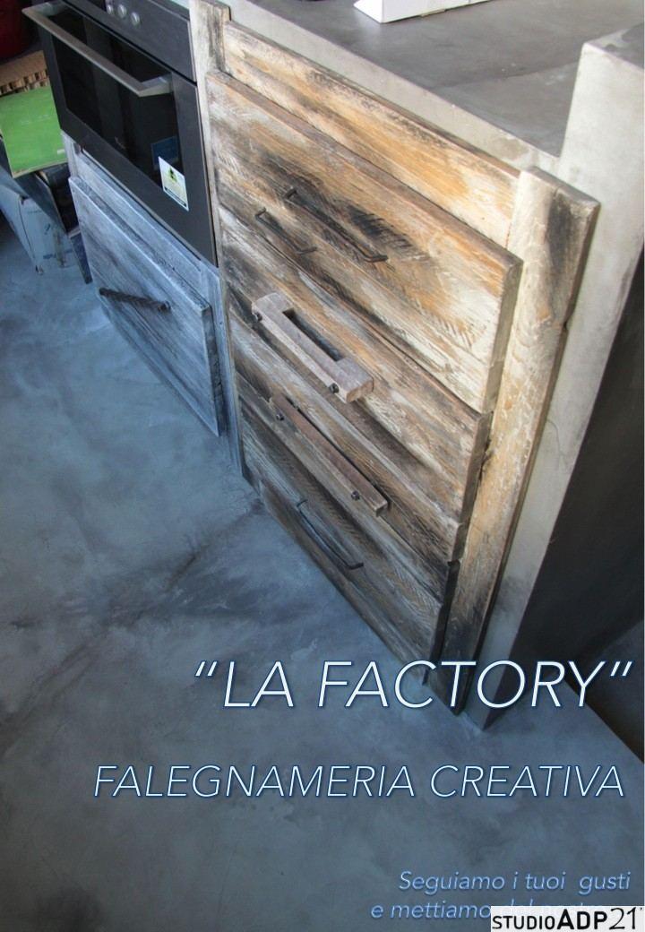 falegnameria creativa. cassettiera legno grezzo