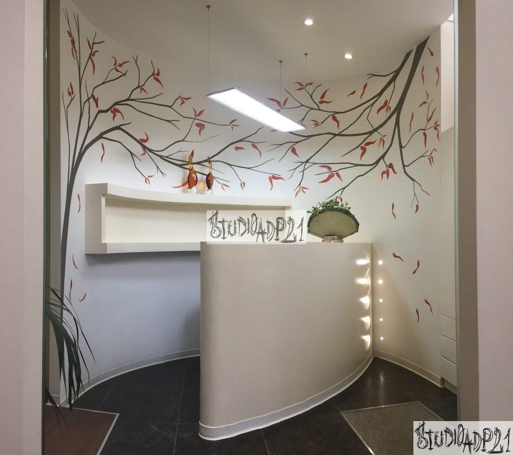 Pareti moderne e rivestimenti microcemento pareti in resina decorate - Pareti decorate moderne ...